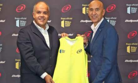 World Padel Tour y Bullpadel juntos hasta 2021