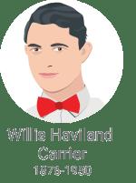 Willis Haviland Carrier / Porabimanj INFO / Ilustracija: Branko Baćović