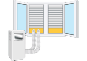 Prenosne klimatske naprave z dvemi cevmi / PorabimanjINFO