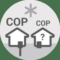 Toplotna črpalka - Slabosti - Naložba ni vedno ekonomski sprejemljiva / PorabimanjINFO