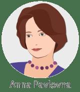 Anna Pavlovna / PorabimanjINFO / Ilustracija: Branko Baćović