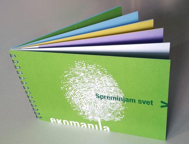 Eko sklad - od besed k eko dejanjem / Ilustracija: Branko Baćović