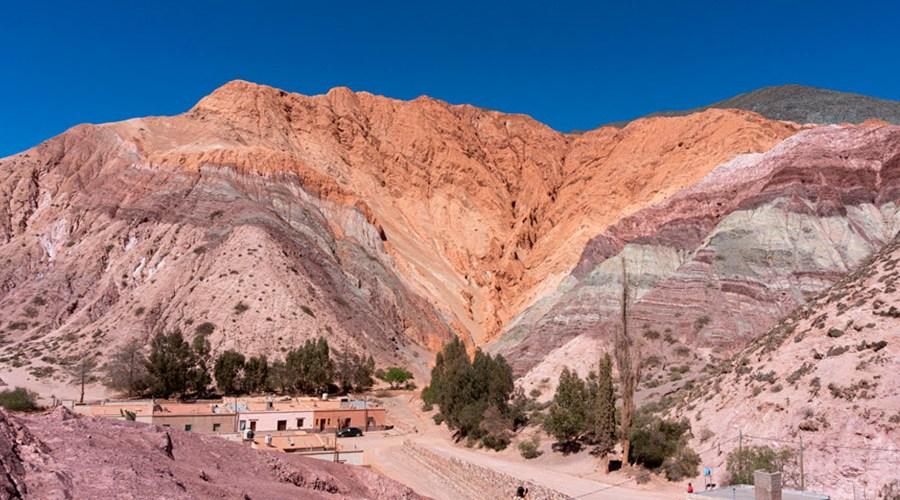 Cerro 7 colores Mirador el porito