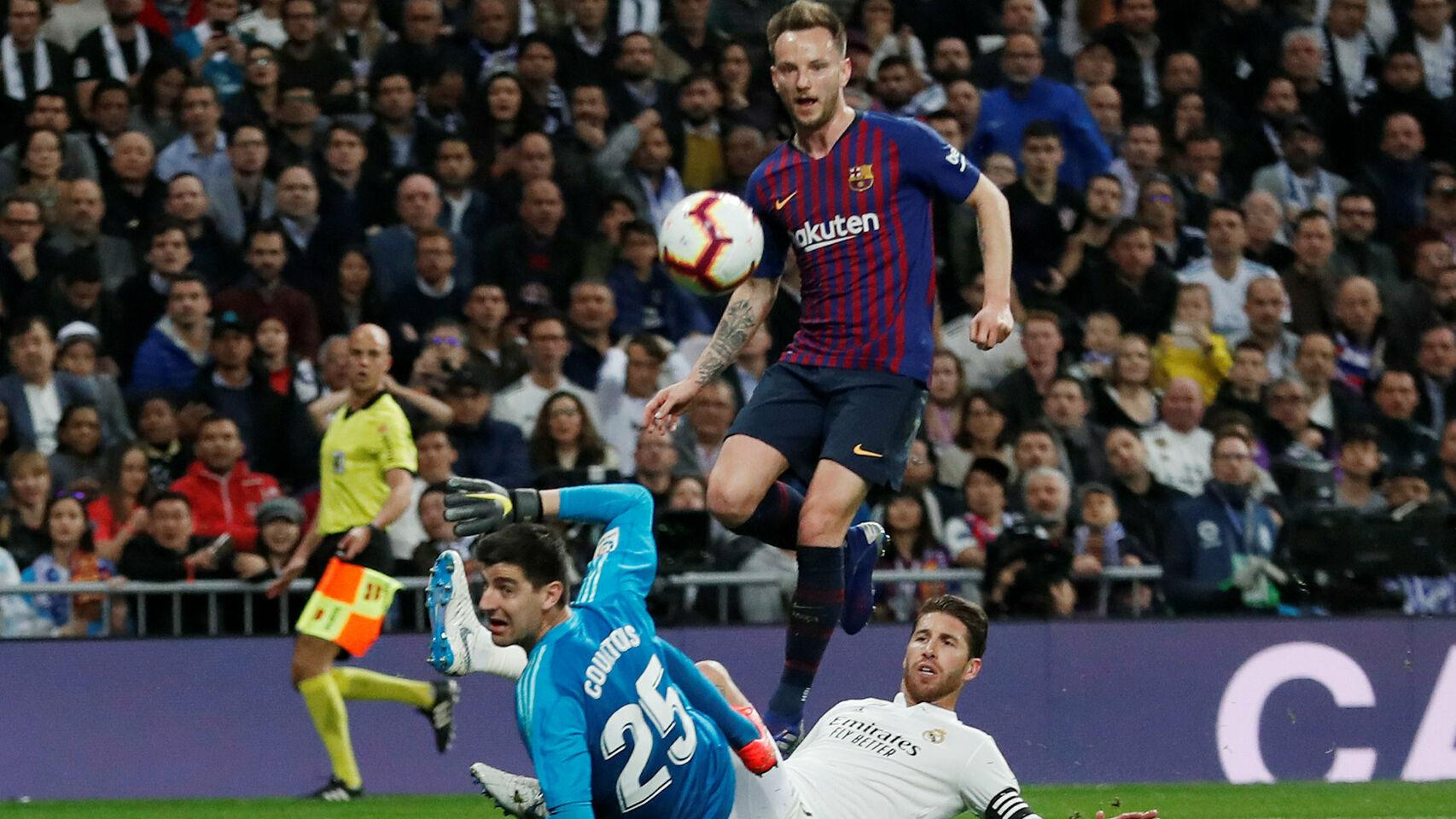 Barcelona sepulta al Madrid
