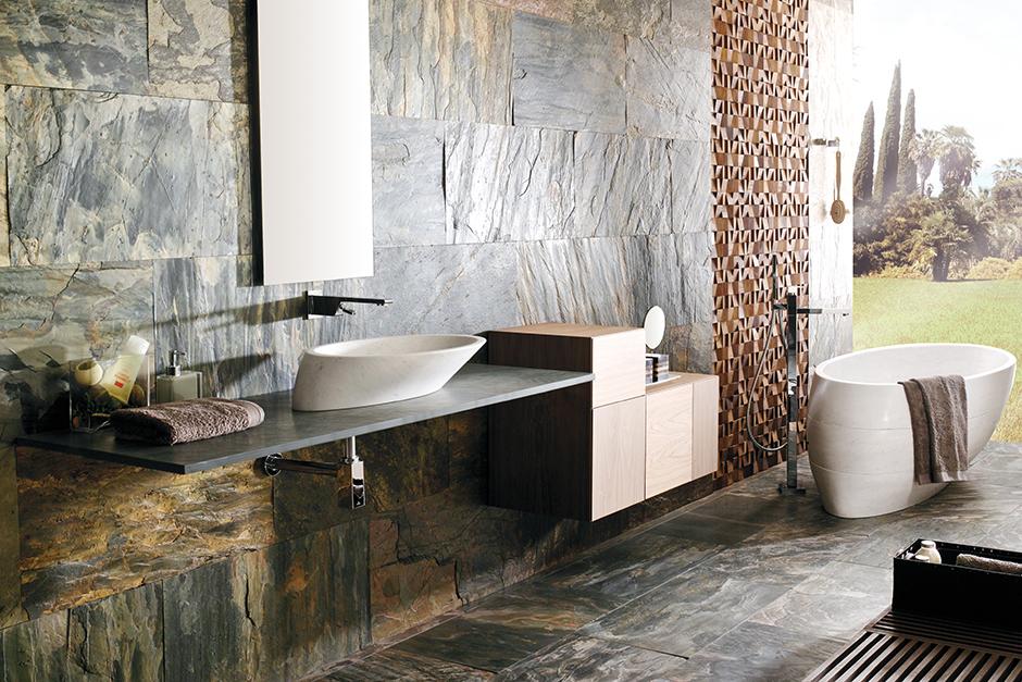 Natural Stone Bathrooms  Stone Bathtubs Sinks Shower