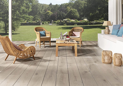 plan your outdoor space porcelanosa