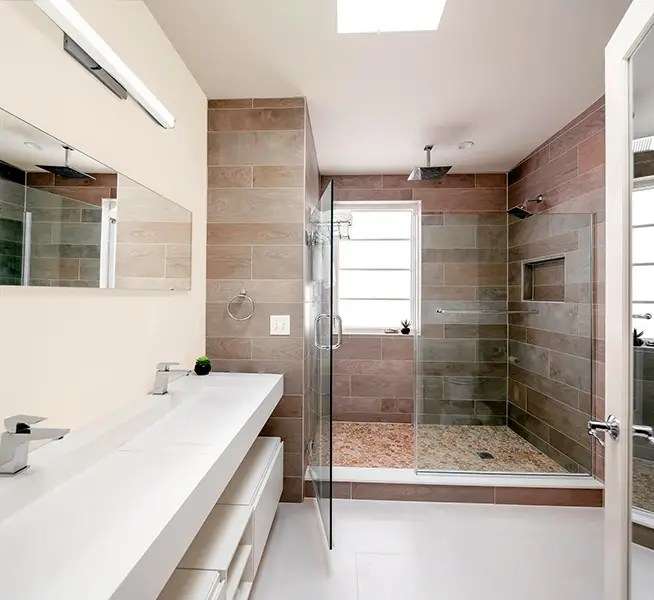 the 5 best shower niche real ideas