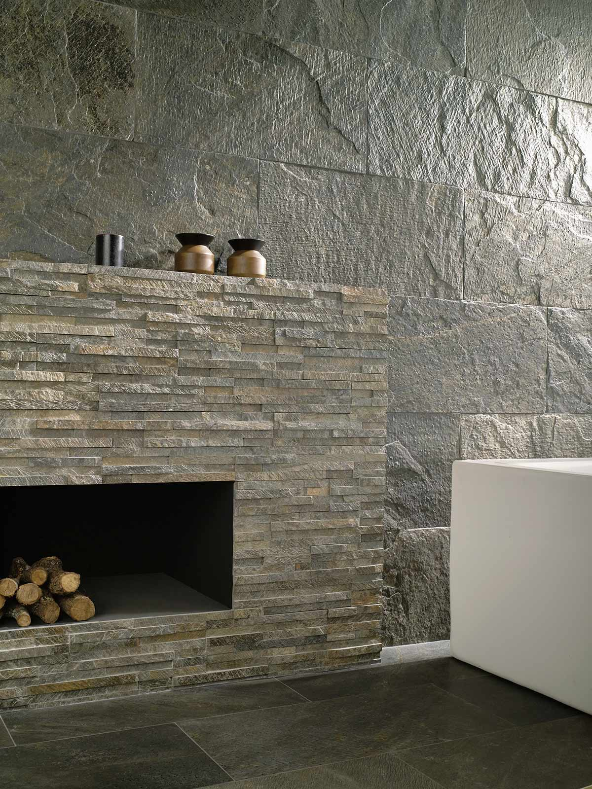 fireplace tiles a practical and attractive solution porcelanosa trendbook