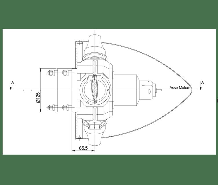 Elvio Porcelli Propellers Eliche