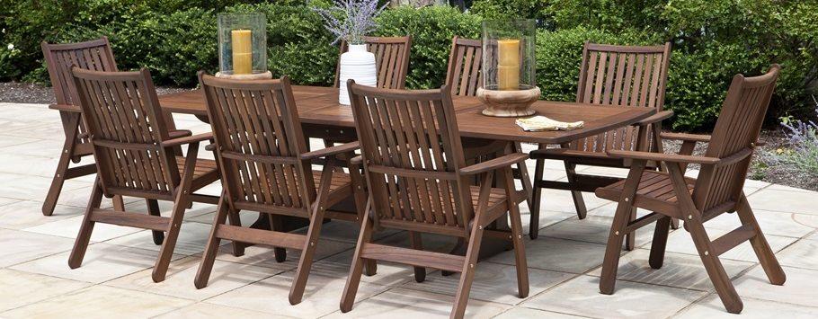 jensen leisure ipe wood outdoor patio