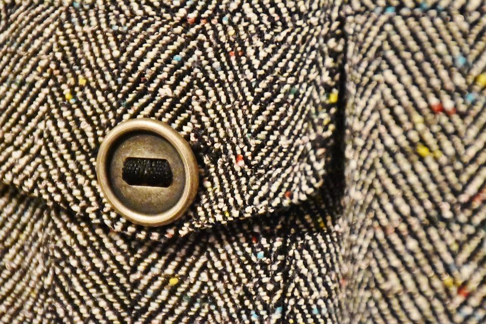 The Man in the Tweed Coat