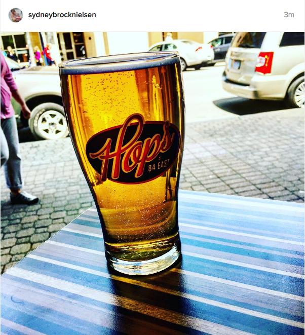 Saugatuck Brewing Company  Oval Beach Blonde Ale