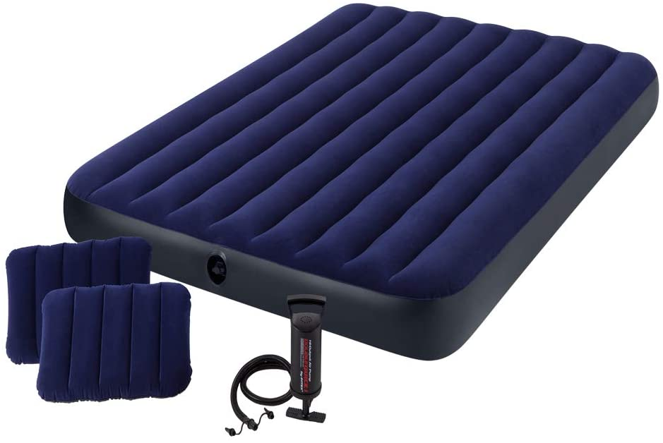 airbed with pillow set