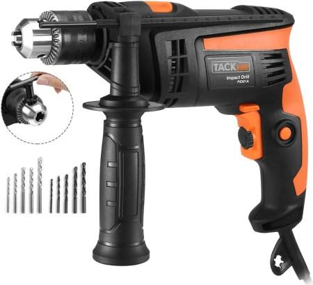 tack life corded drill