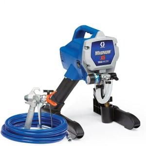 magnum airless paint sprayer