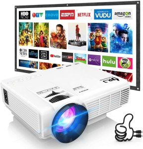 best projector for iphone users