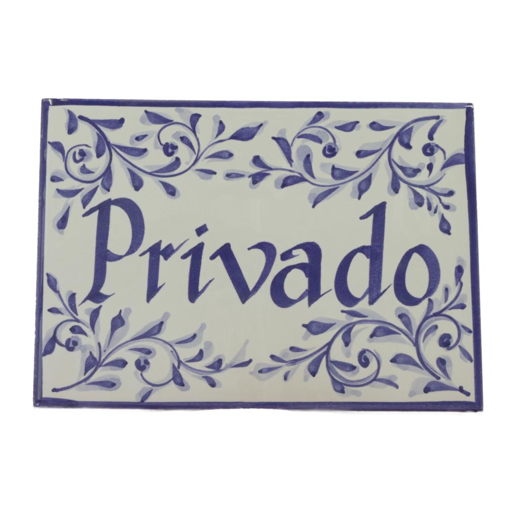 house names plaques tiles