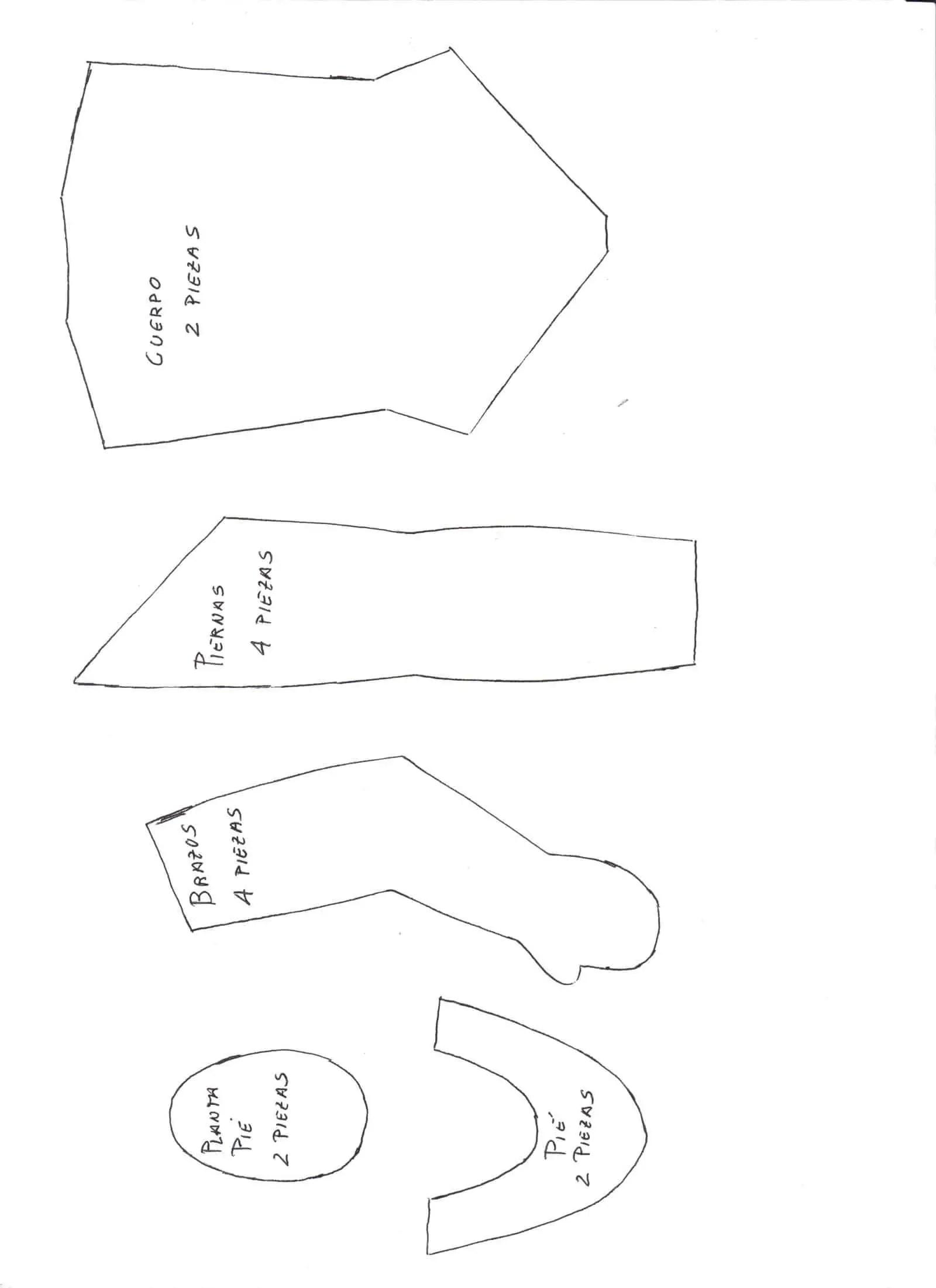 Cómo hacer una muñeca de trapo estilo Waldorf