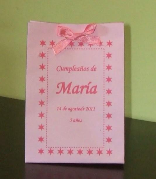 Pequeños regalos para tus invitados