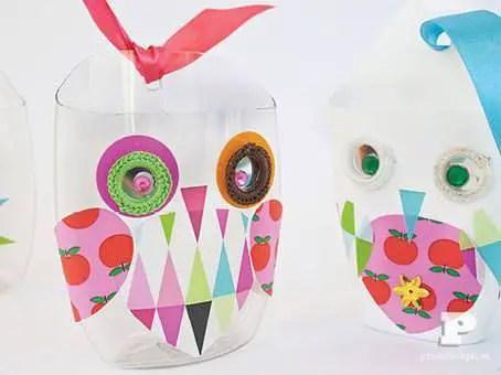 Buhos reciclados