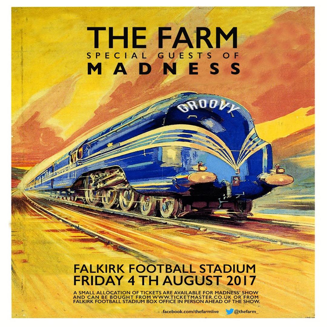 Madness, The Farm, Nutty