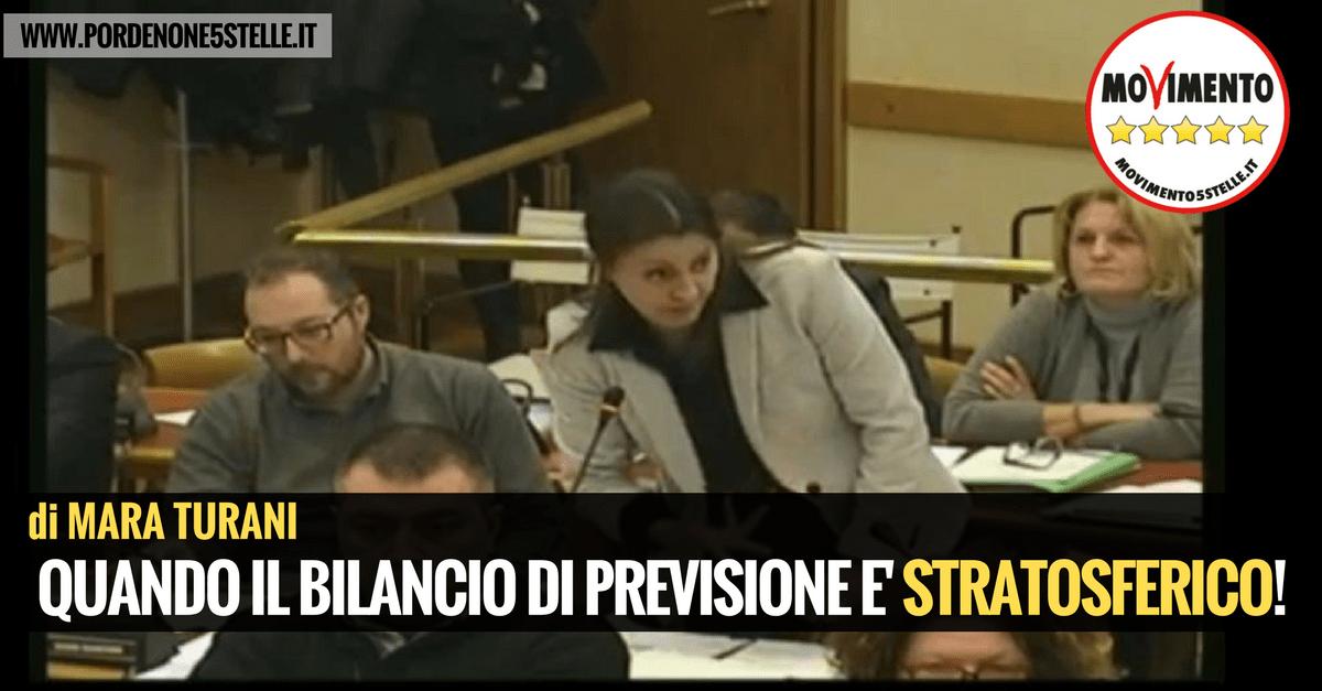 You are currently viewing QUANDO IL BILANCIO DI PREVISIONE E' STRATOSFERICO!