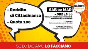 REDDITO DI CITTADINANZA & QUOTA 100