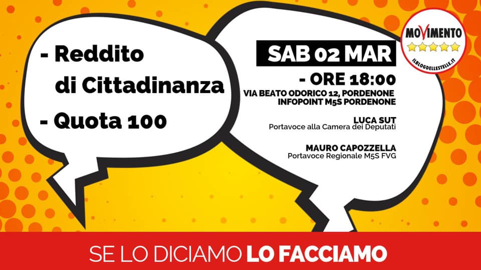 You are currently viewing REDDITO DI CITTADINANZA & QUOTA 100