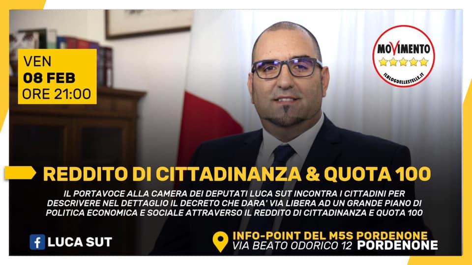 You are currently viewing REDDITO DI CITTADINANZA E QUOTA 100