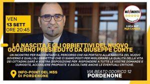 Read more about the article LA NASCITA E GLI OBBIETTIVI DEL NUOVO GOVERNO PRESIEDUTO DA GIUSEPPE CONTE