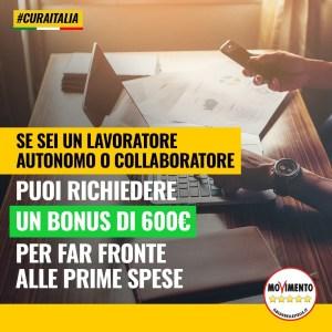 Il bonus di 600 euro andrà anche ai lavoratori iscritti a casse di previdenza private.