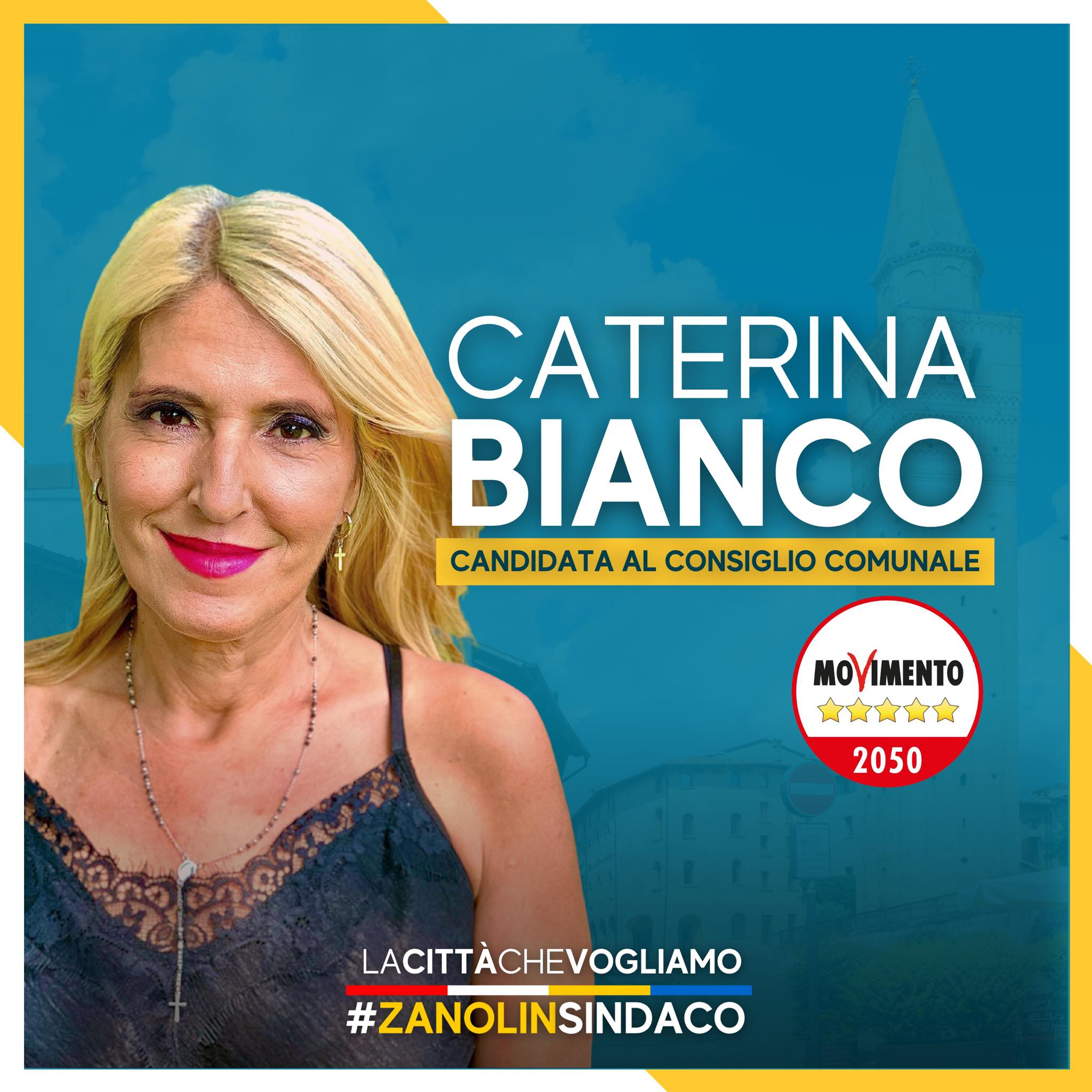 Read more about the article I nostri candidati 2021 – Caterina Bianco