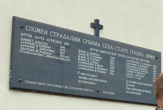 Порекло презимена, село Старо Грацко (Липљан) - Порекло