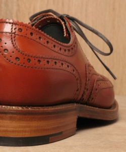 Grenson x The Three Threads Albert Oxford