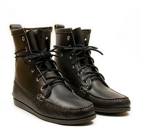 Quoddy 1003S Deck Boots