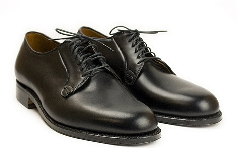 Alden x Blackbird: Black Sheep Squadron Airman Shoe