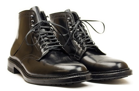 Blackbird x Alden Christopherson's Creamery Milkman Boot