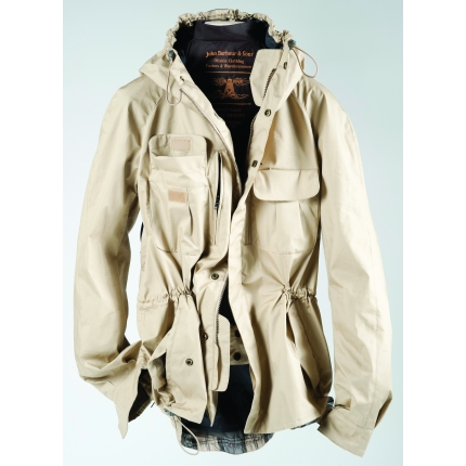 Barbour x To Ki To Summer Bicycle Jacket