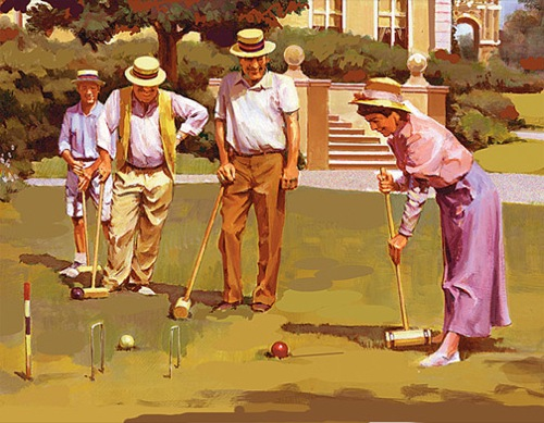 Summer Pastime: How to Play Croquet [Video]