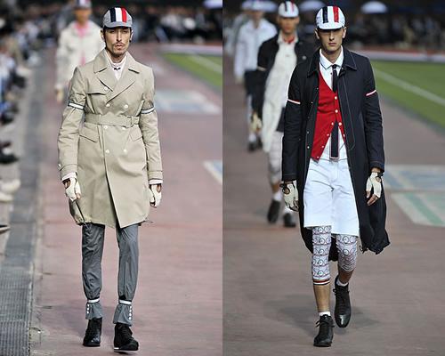 Milan Fashion Week: Moncler Gamme Bleu Spring 2011