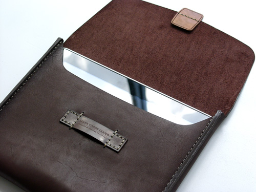 Makr Carry Goods iPad Sleeves