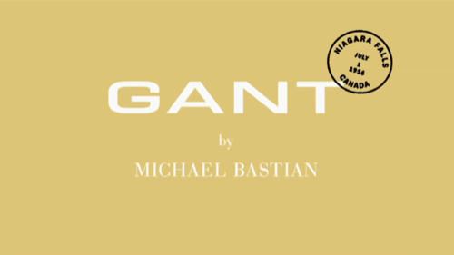 GANT by Michael Bastian | Life Like A Film Video [S/S 2010]