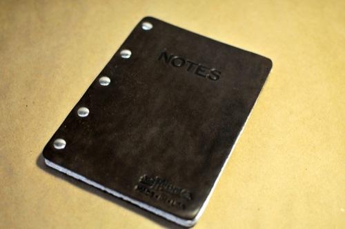 J.W. Hulme Co. Notebook