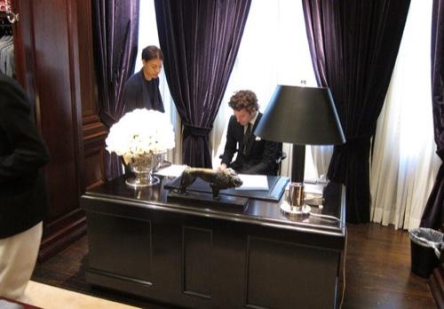 Esquire Inside Polo Ralph Lauren S Rhinelander Mansion