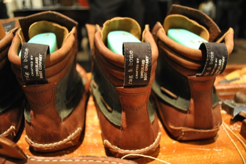 The Launch | rag & bone by Timberland Boot Company