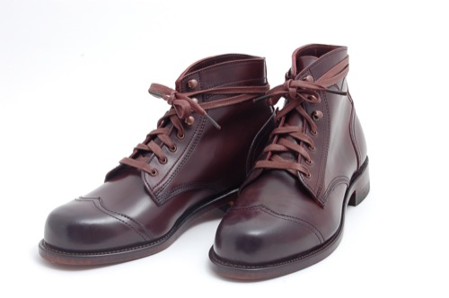 The Launch | Wolverine 721 LTD Cordovan Boot