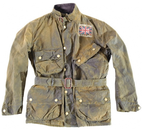 Limited Edition | Barbour 75th Anniversary Distressed Jacket