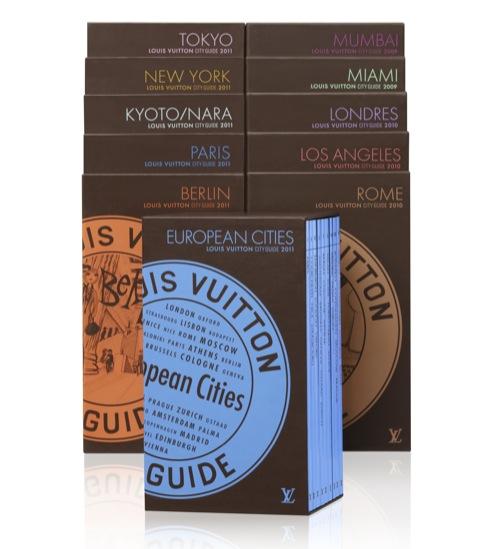 Louis Vuitton 2011 City Guides Collection