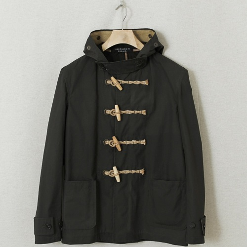Spring 2011 | Gloverall Waxed Short Duffle Coat