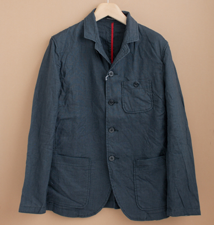 Made in Japan | Sunny Sports 'Linen Anchor Jacket'